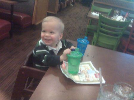 Tyler lunch