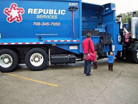 Kelly boys truck